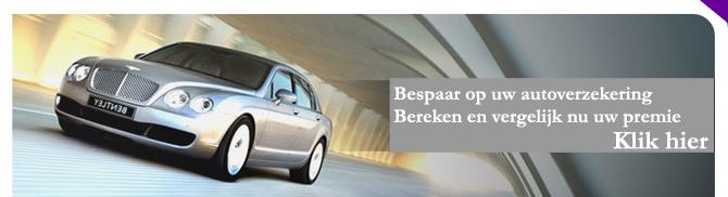 Autoverzekering Vergelijker .nl | Online uw autoverzekering berekenen en vergelijken | Klik hier